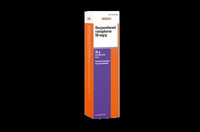 Vaippaihottuman hoitoon Dexpanthenol-ratiopharm