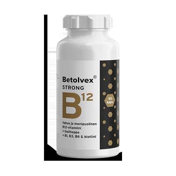B12 Vitamiinin Puutos